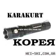 Электрошокере Каракурт Karakurt Корея 2015 оригинал