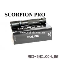 Фонарь Электрошокер Scorpion Pro Корея оригинал 2016