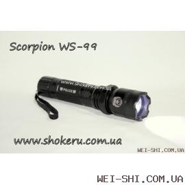 Электрошокер Scorpion (Скорпион) WS-99