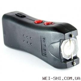 Мощный карманный электрошокер ОСА 618