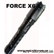 Электрошокер FORCE X6 1203 оригинал