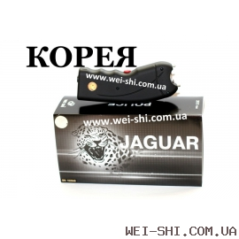 Оригинальный корейский электрошокер Ягуар 2019 карманный парализатор