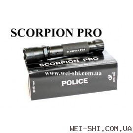 шокер Скорпион  Pro Корея original со сменный аккумулятром