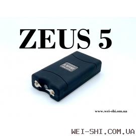 ✔️ Мощный компактный электрошокер Zeus 5
